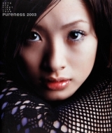 2003 上戸彩 first live tour 2003 「PURENESS」