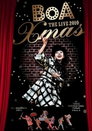 "BoA LIVE DVD /BoA THE LIVE 2010 ""X'mas"""