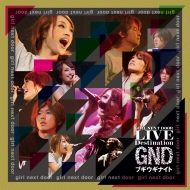 girl next door 14th single 「bugiugi night」LIVE盤