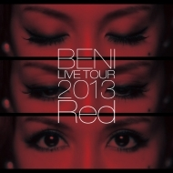 BENI LIVE TOUR 2013 RED