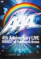 2010 AAA/4th Anniversary LIVE 090922at Yokohama Arena