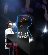 "WOOYOUNG (From 2PM) Japan Premium Showcase ""R.O.S.E""、LIVE DVD"