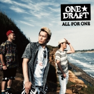 ONE☆DRAFT  6thALBUM  ALL FOR ONE