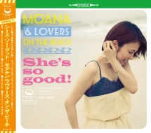 MOANA&LOVERS ON THE BEACH 「She's so good!!」