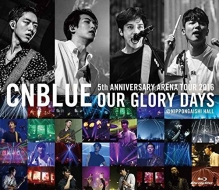 5th ANNIVERSARY ARENA TOUR 2016 -Our Glory Days- @NIPPONGAISHI HALL