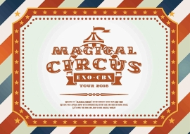 "EXO-CBX ""MAGICAL CIRCUS"